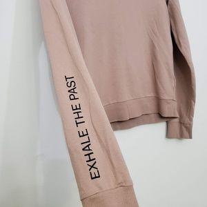 Divided XS H&M beige sweatshirt